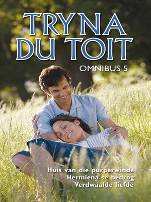 cover image of Tryna du Toit-omnibus 5