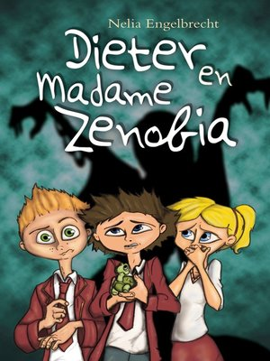 cover image of Dieter en Madame Zenobia