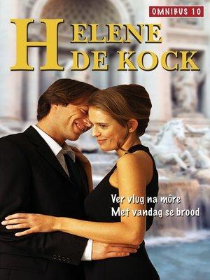 cover image of Helene de Kock Omnibus 10