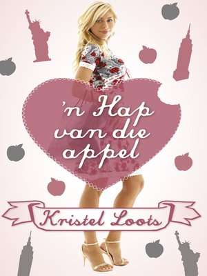 cover image of 'n Hap van die appel