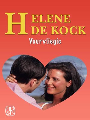 cover image of Vuurvliegie
