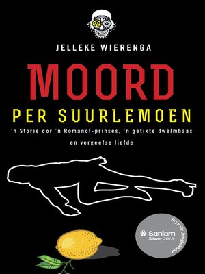 cover image of Moord per suurlemoen