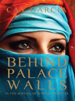 cover image of Behind Palace Walls