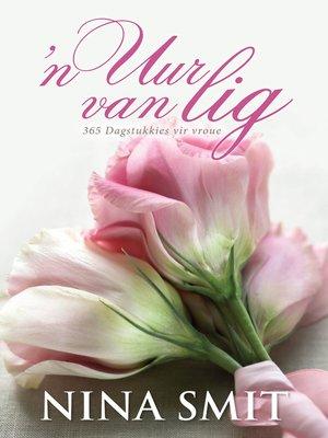 cover image of 'n Uur van lig
