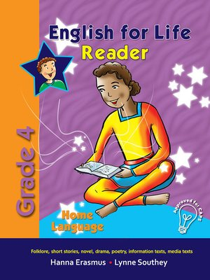 cover image of English for Life Grade 4 Home Language Reader