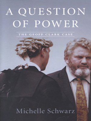 cover image of A Question of Power