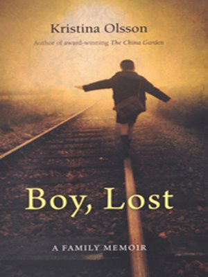 cover image of Boy, Lost