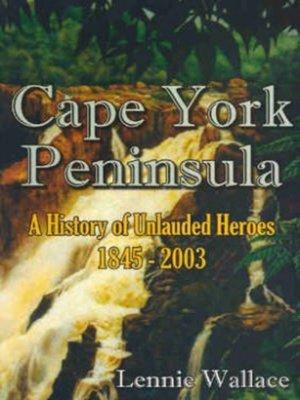 cover image of Cape York Peninsula