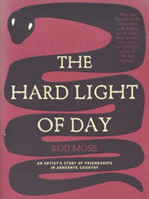 cover image of The Hard Light of Day