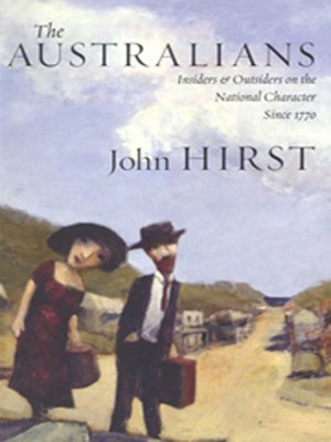 cover image of The Australians