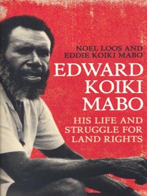cover image of Edward Koiki Mabo