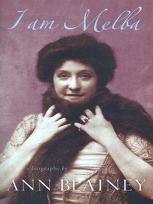 cover image of I Am Melba