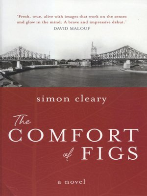 cover image of The Comfort of Figs