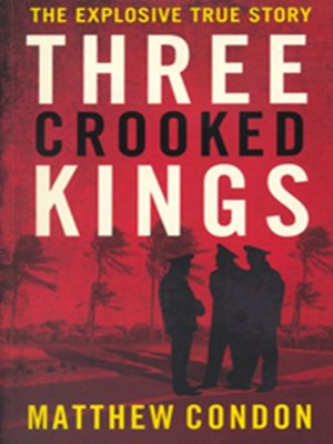 cover image of Three Crooked Kings