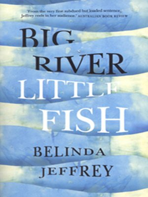 cover image of Big River Little Fish