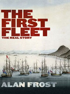 cover image of The First Fleet