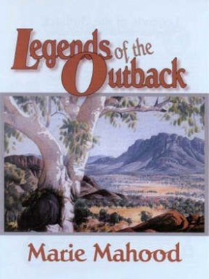 cover image of Legends of the Outback