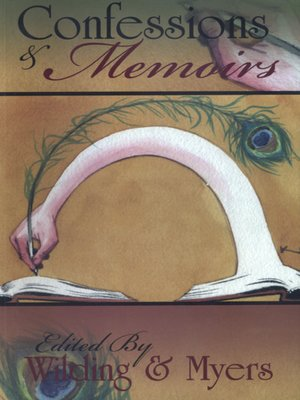 cover image of Confessions and Memoirs