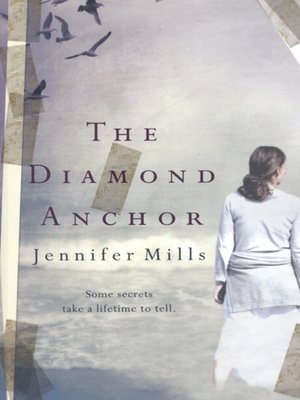 cover image of The Diamond Anchor