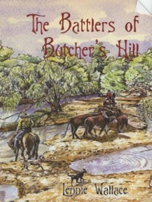 cover image of The Battlers of Butcher's Hill
