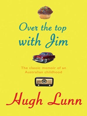 cover image of Over the Top with Jim