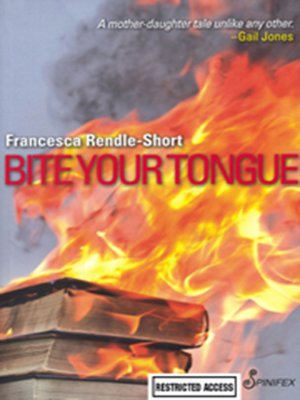 cover image of Bite Your Tongue