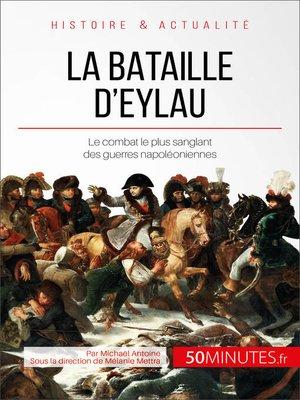 cover image of La bataille d'Eylau