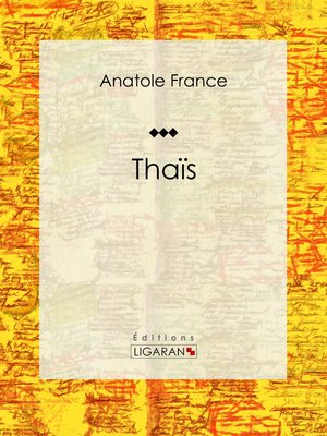 cover image of Thaïs