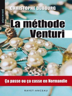 cover image of La méthode Venturi