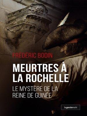 cover image of Meurtres à La Rochelle