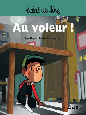 cover image of Au voleur !