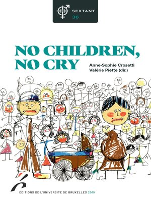 cover image of No children, no cry