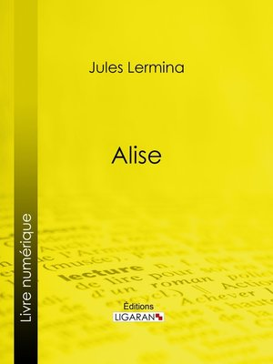 cover image of Alise