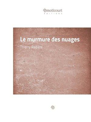cover image of Le murmure des nuages