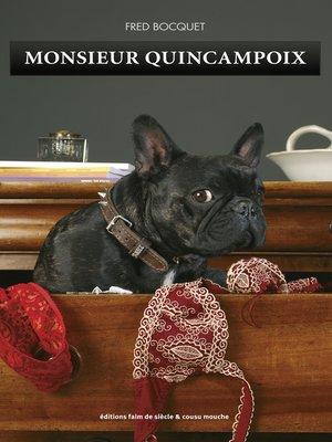 cover image of Monsieur Quincampoix