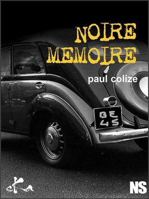 cover image of Noire mémoire