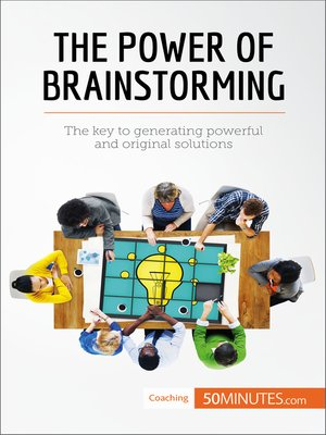 cover image of The Power of Brainstorming
