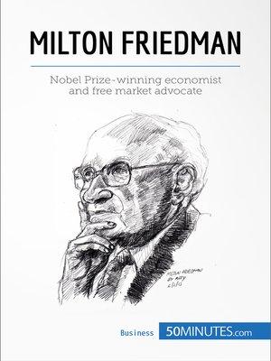 cover image of Milton Friedman