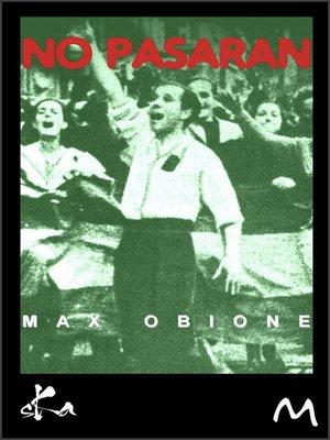 cover image of No pasaran !