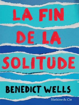 cover image of La fin de la solitude