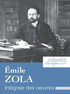 cover image of Émile Zola