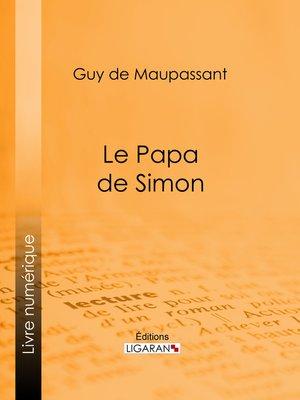 cover image of Le Papa de Simon
