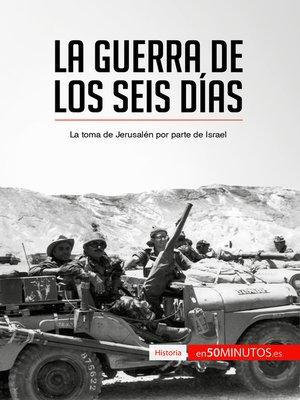 cover image of La guerra de los Seis Días