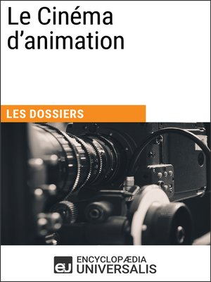 cover image of Le Cinéma d'animation
