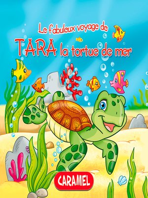 cover image of Tara la tortue de mer