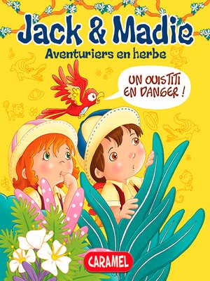 cover image of Un ouistiti en danger