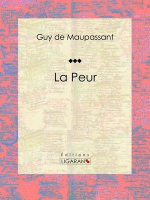 cover image of La Peur