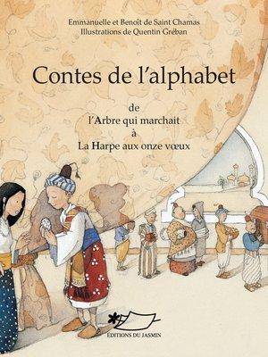 cover image of Contes de l'alphabet I (A-H)