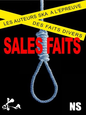 cover image of Sales faits