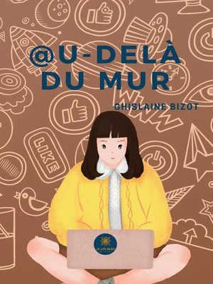 cover image of @u-delà du mur